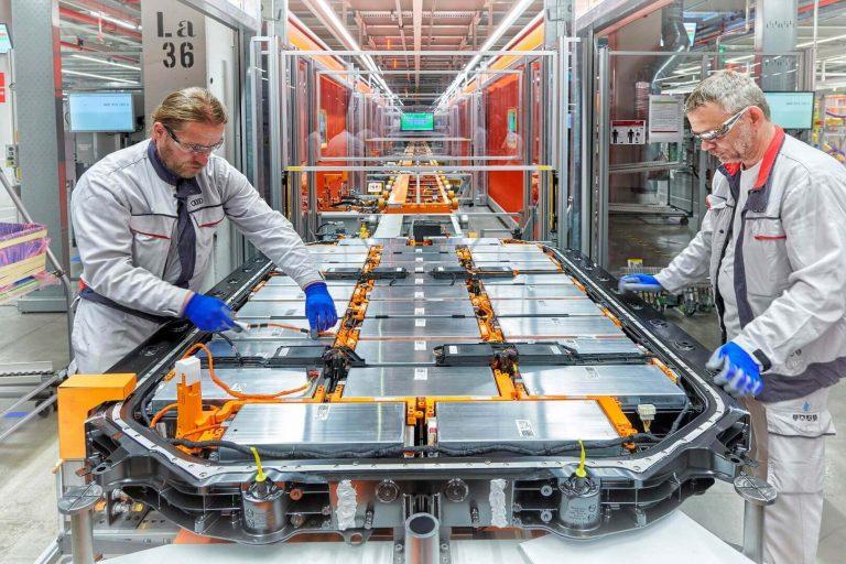 производство электромобильных аккумуляторов