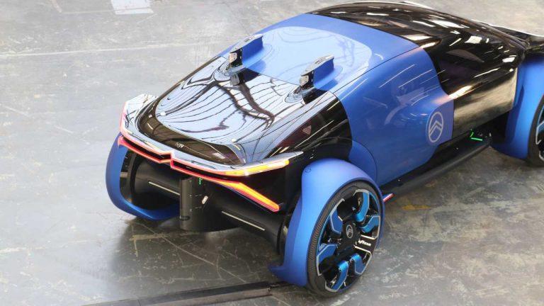 Вторая столетняя концепция Citroën