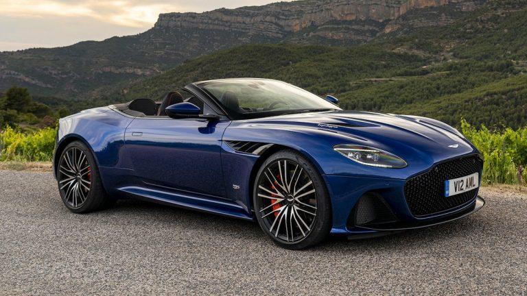Aston Martin DBS Superleggera Volante es