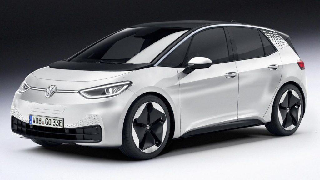 Volkswagen ID 3: 10 000 предварительных заказов на электрический хэтчбек