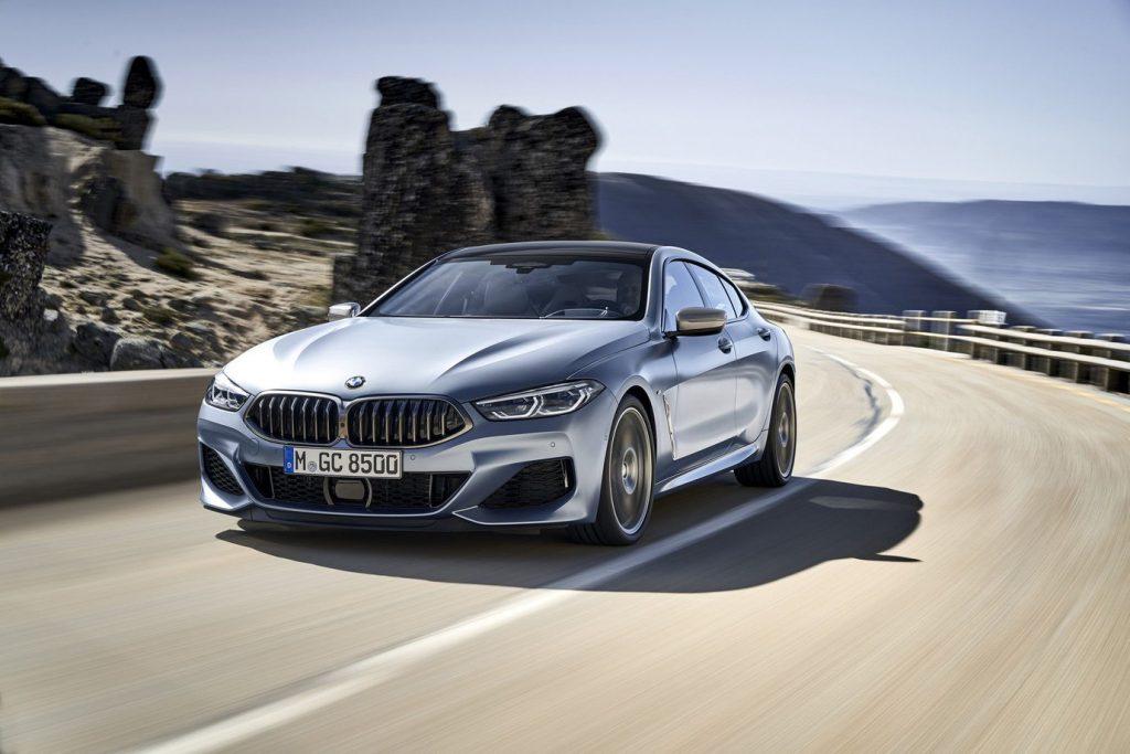 BMW 8 серии Гран Купе