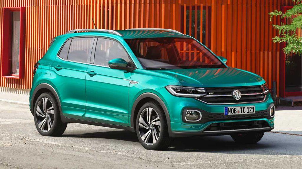 Volkswagen T-Cross 1.0 TSI 95 2019