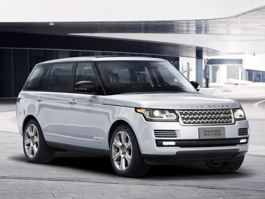 электрический Range Rover 5