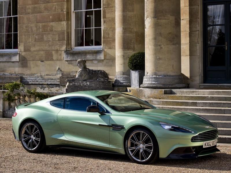 Aston Martin подробно рассказывает о сиквеле DB5, вдохновленного Джеймсом Бондом