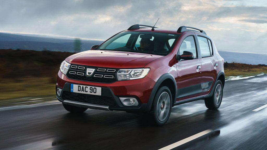 Dacia Sandero Stepway Techroad 2019