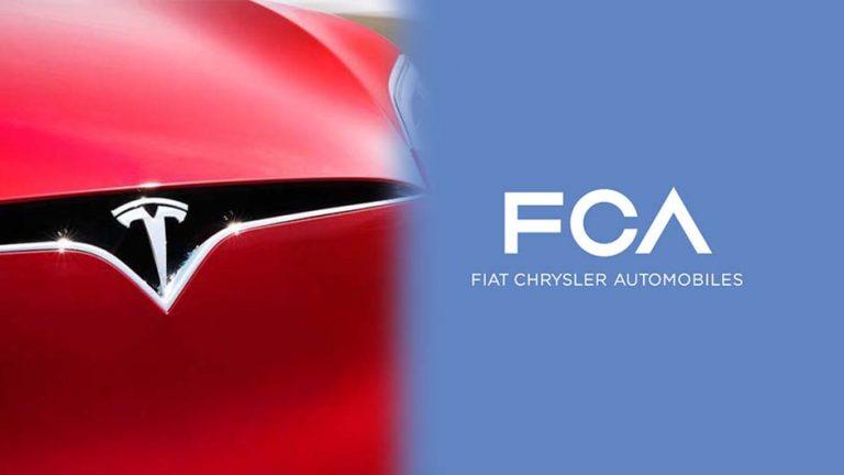 FCA Group платит Tesla