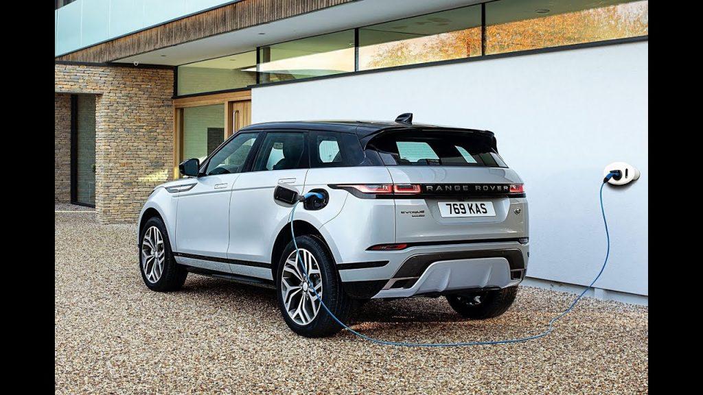 Land Rover может выиграть от электрификации