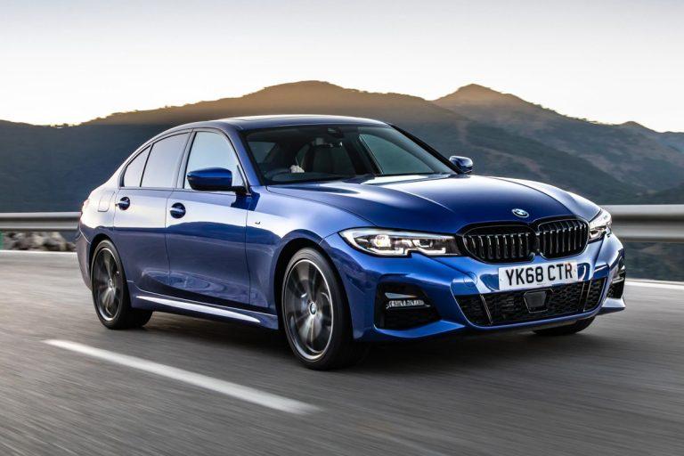 BMW 3 серии 320d M Sport 2019